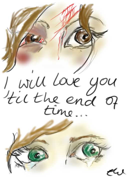i will love you till the end of time - photo #30