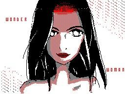 Wonder Woman by Haruiri
