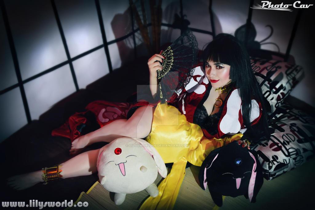 Yuko Ichihara by Lilysworld05