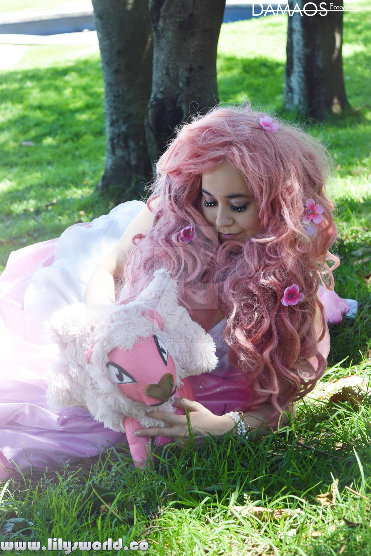 Rose Cuarzo / Steven Universe by Lilysworld05