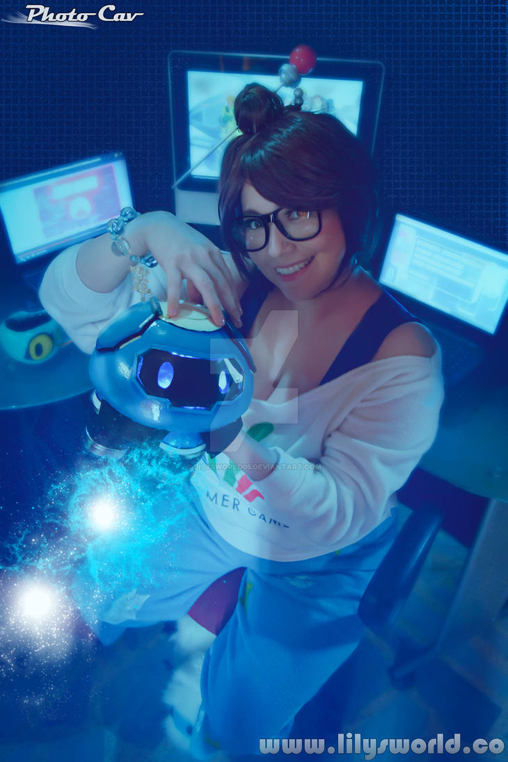 Mei - Overwatch by Lilysworld05