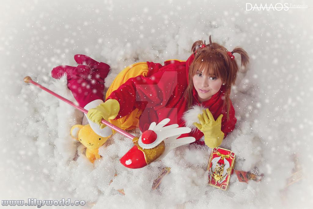 Sakura Kinomoto by Lilysworld05