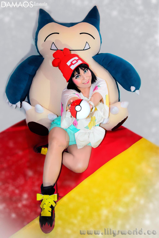 Pokemon - moon by Lilysworld05