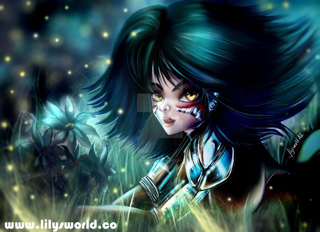 Alita  Battle Angel by Lilysworld05