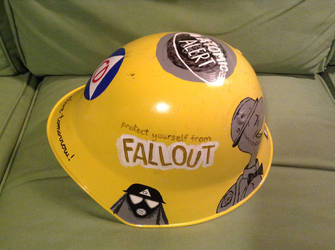Civil Defense helmet 2