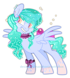 Minty Avalanche|AUCTION|OPEN by MadWhovianWithABox