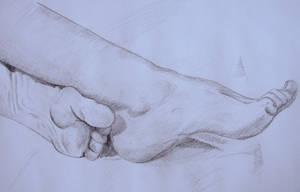 Feet 2 by Feagaer