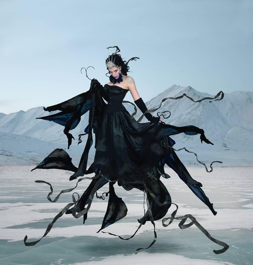 Sorceress by Feagaer