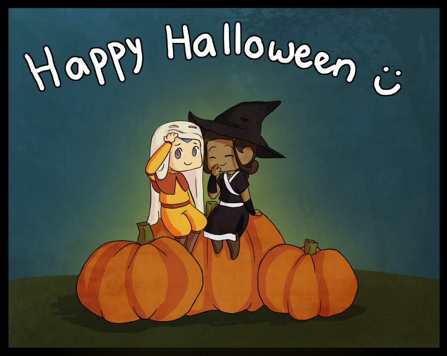 - Halloween - by Plumey