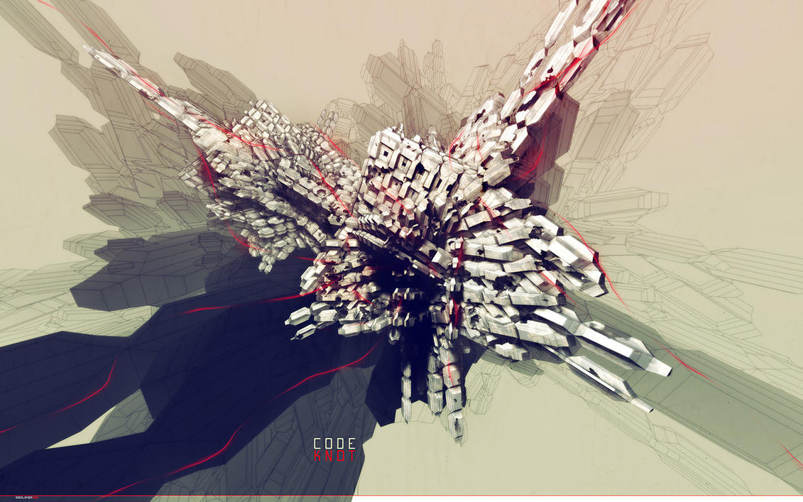 Code Knot by amplifier404