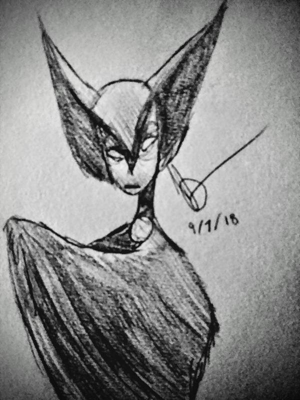 Kyd Wykkyd sketch  by RamuneRaven
