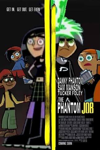 The Phantom Job by GothicHalfa1