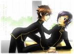 BL: I'll strangle you