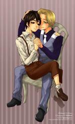 Liam and Edward