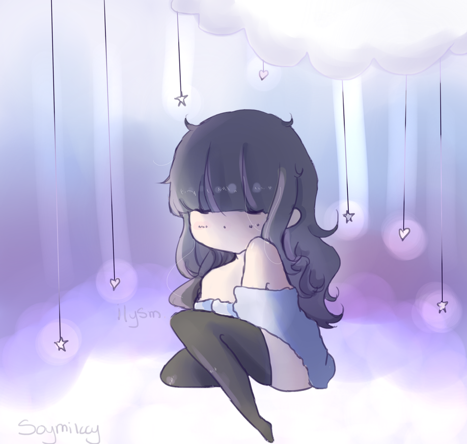 even in my dreams, i think about the feel of you. by Kowaiyo