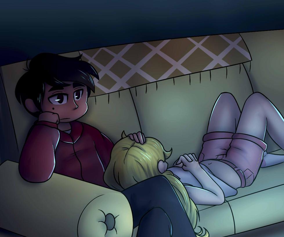 movie night by Jojodear