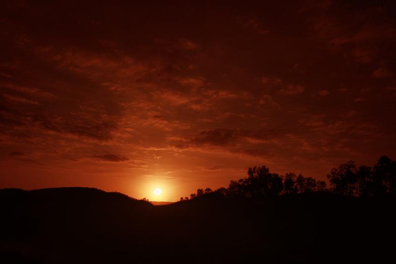 Sunset by Akasunanosasori01