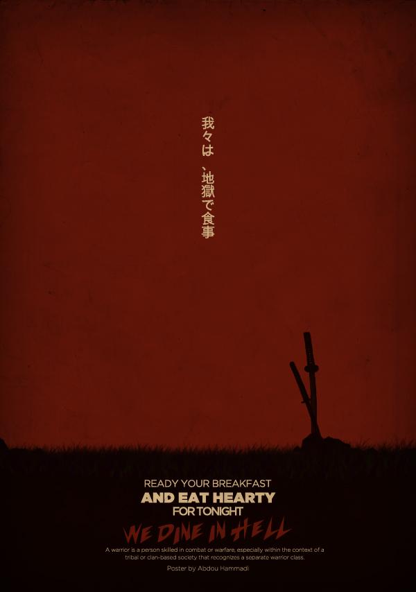 Tonight we dine in Hell by Akasunanosasori01
