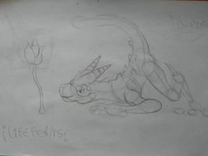 LifeForms ( Sketch Drawn )
