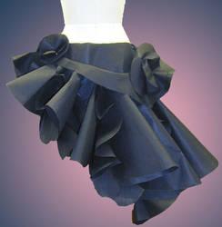 Pellon Rose Skirt by hautechicklet