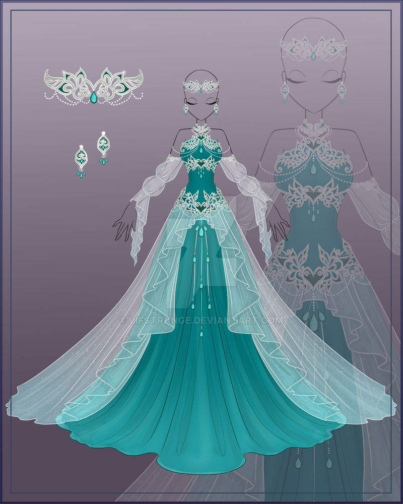 [Close]  Adoptable Outfit Auction 18