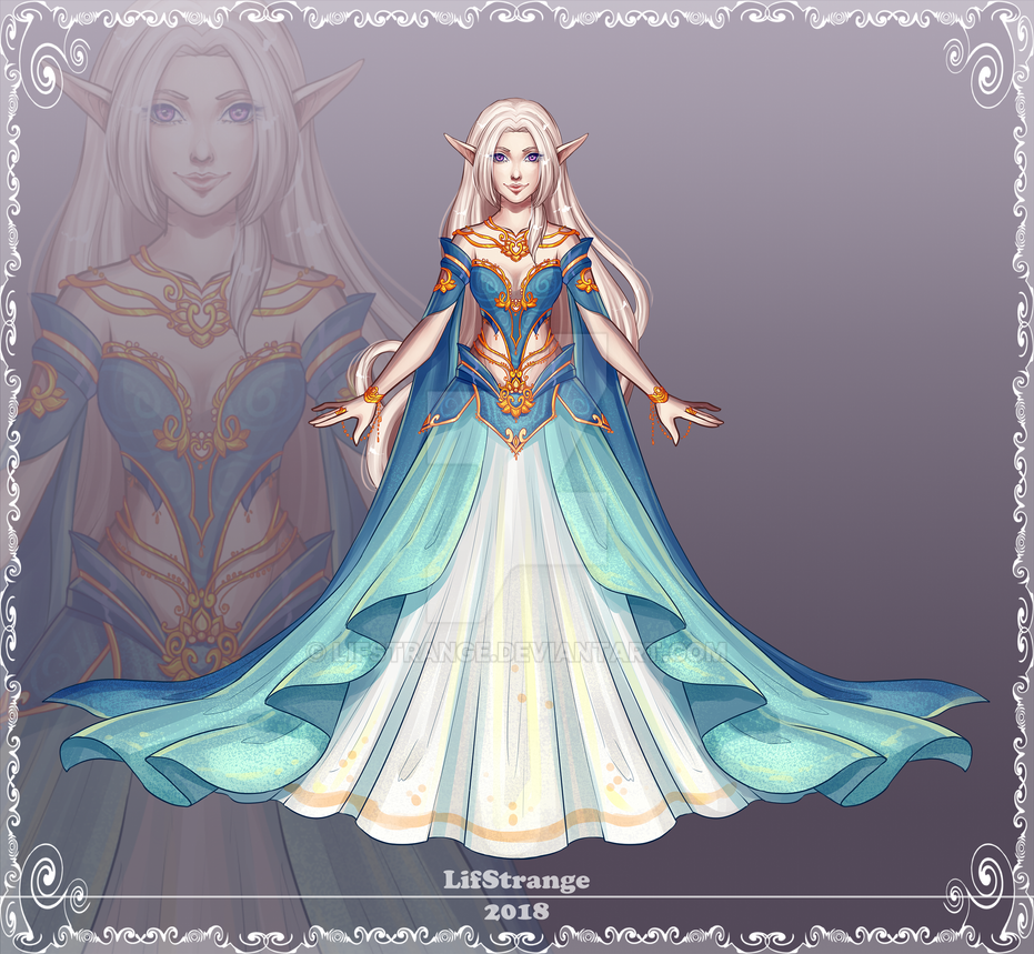 [Close] Adoptable Outfit Auction 206 by LifStrange