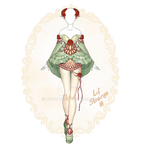 [Close] Adoptable Outfit Auction 284