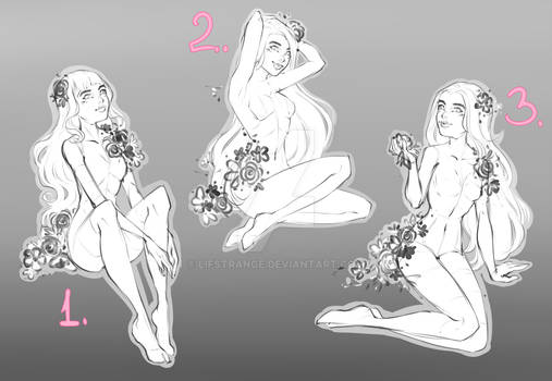 [Open][Set price 75$] YCH 180-182