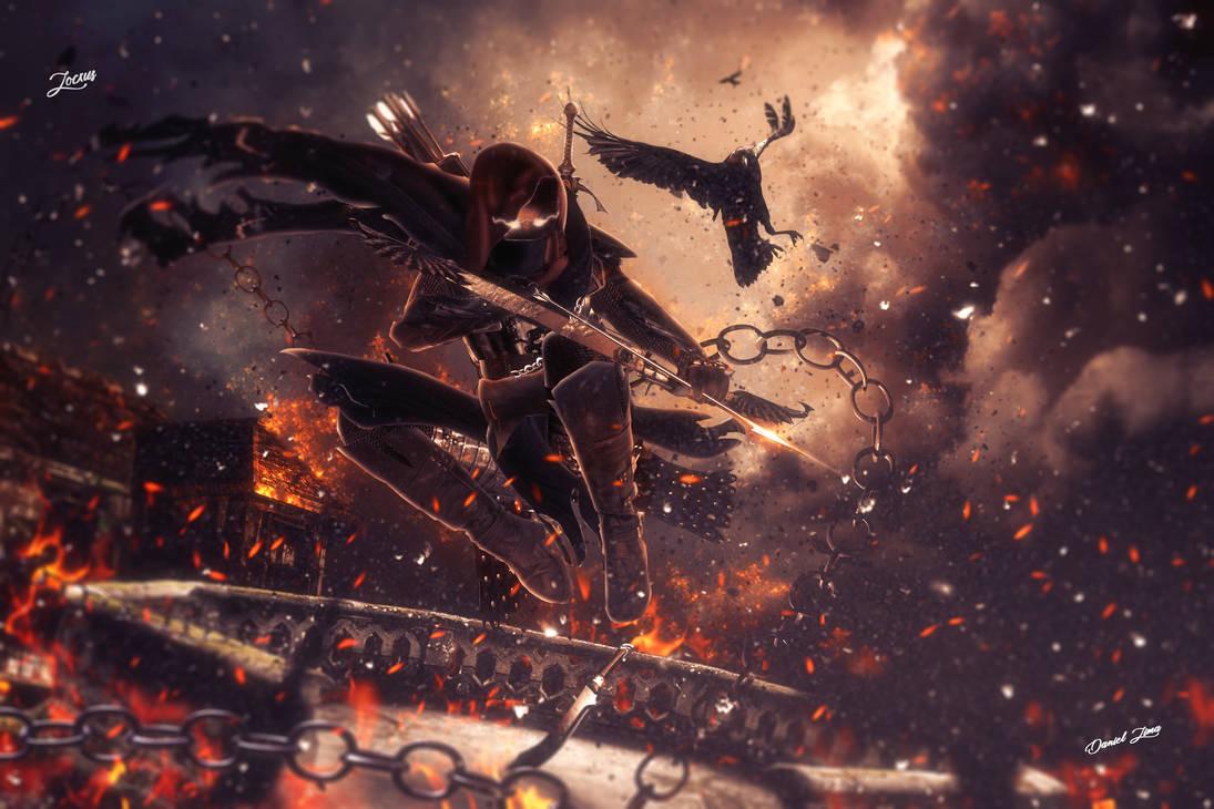 Archer Avenger by Locxus