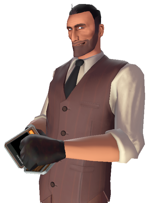 Unmasked Spy Tf2 By Maurozelda On Deviantart