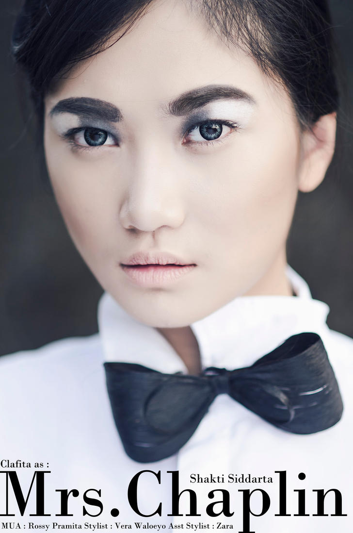 Mrs. Chaplin by borntoamaze