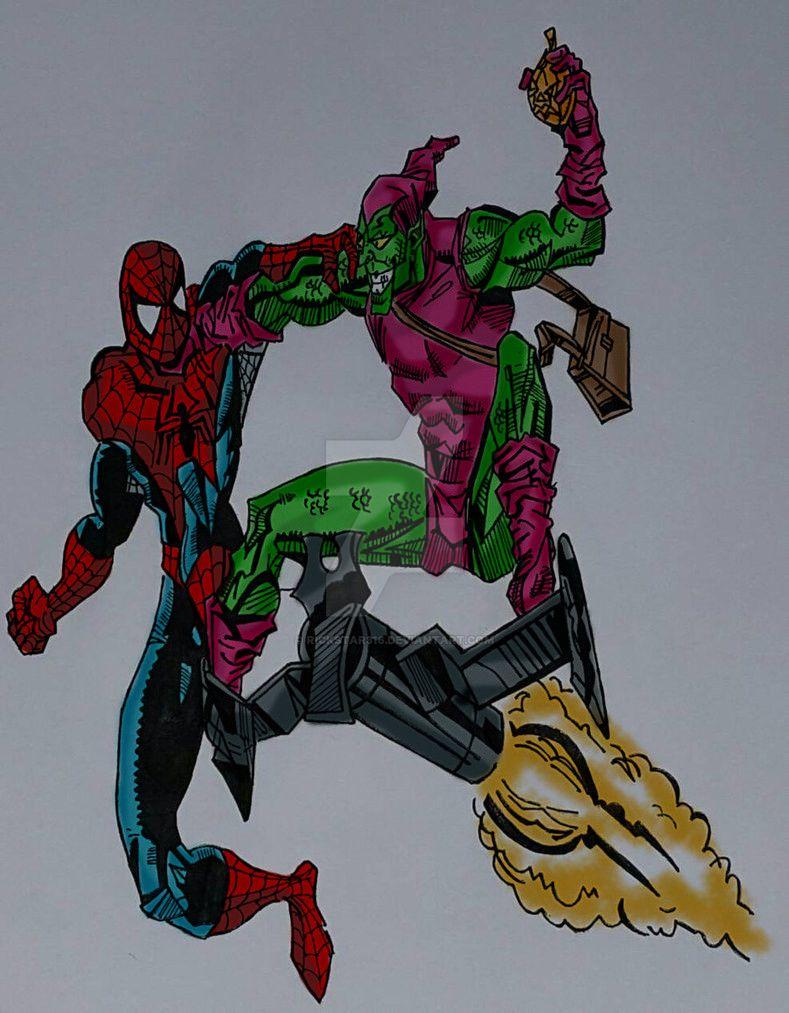 Osborn V Parker by Rickstar316