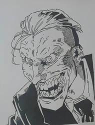the joker 3 by Rickstar316