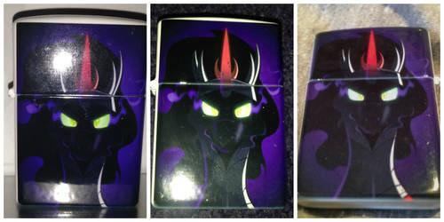 King Sombra Lighter by HeyMama