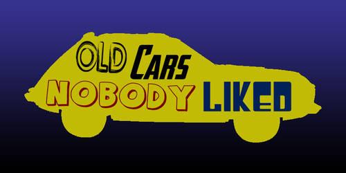 Old Cars Nobody Liked (New Logo) by HeyMama