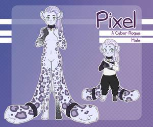 Pixel Ref Sheet [c]