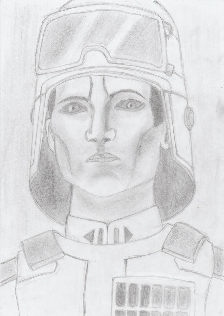 Grand Admiral Thrawn by Legionnaire2001