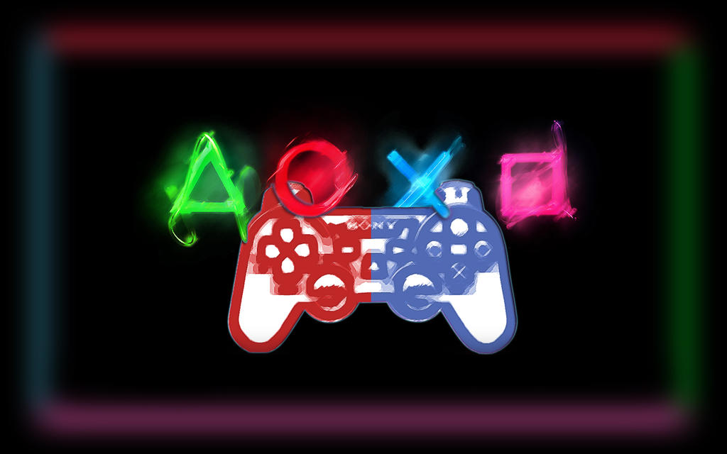 Playstation 4 Logo Wallpapers Copy By Tygun