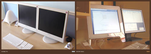 Desk - Home/Work by z1ppy