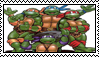 TMNT Stamp by onewitdaclown