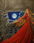 Moonlit Woman