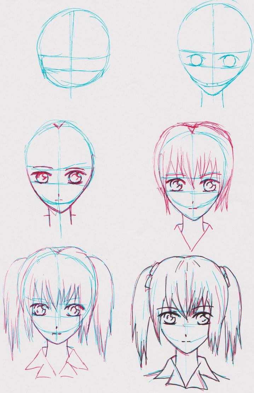 How To Draw Vampire Knight :rima By Evarose271