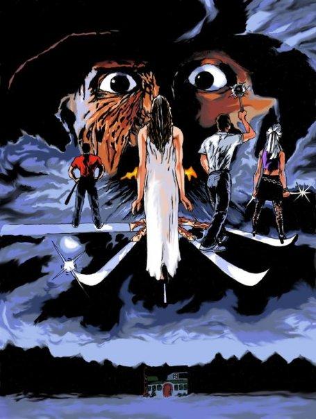 a nightmare on elm street 3 dream warriors by mattmcever
