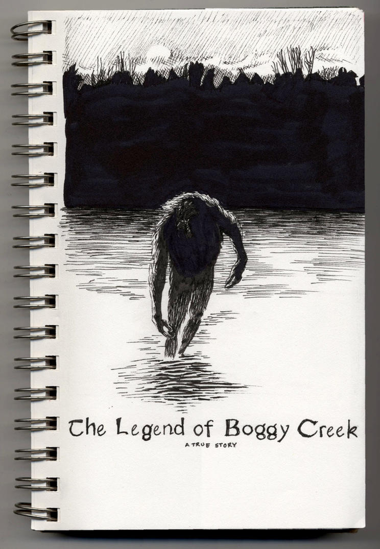 The Legend of Boggy Creek by MattMcEver on deviantART The Legend Is True Boggy Creek