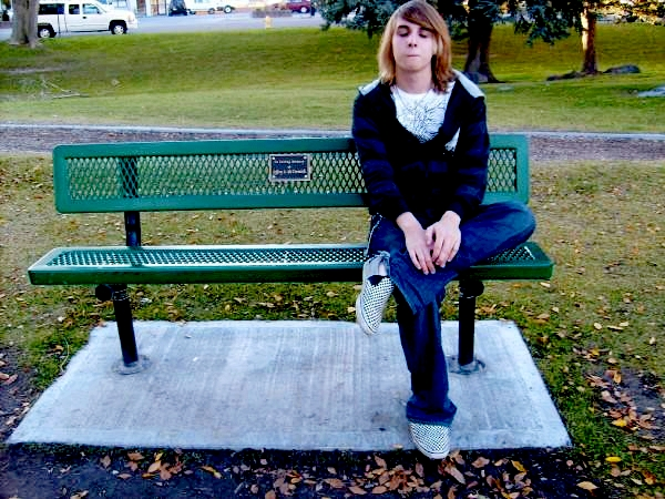 STOCK on bench by Splinks