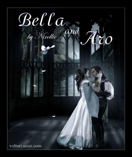 Bella and Aro Volturi by Nirellie on DeviantArt