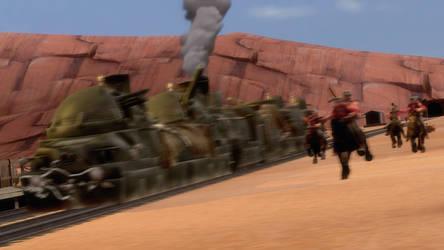 Train Assault 2 by Captain-Latrios