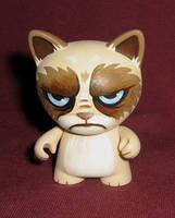 Grumpy Cat Micro-Trikky by ReverendBonobo