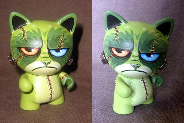 Frankencat by ReverendBonobo