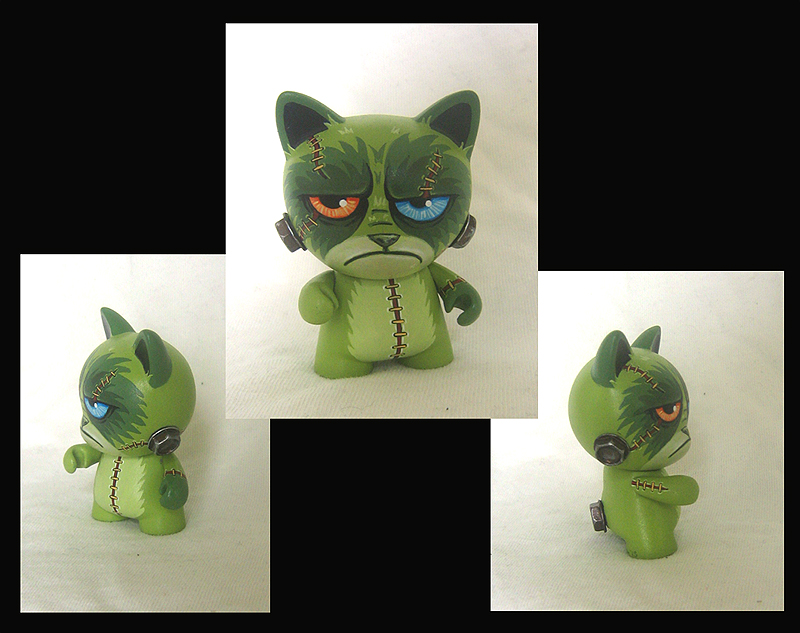 More Frankencat by ReverendBonobo